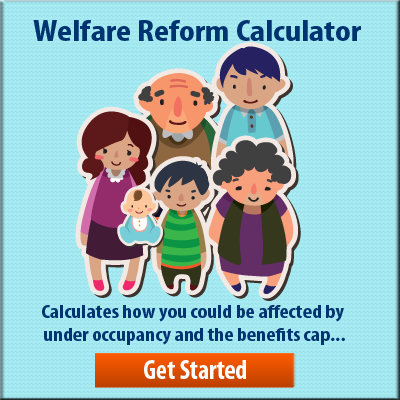 Welfare Reform Calculator