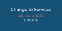 phase 2 changes to services