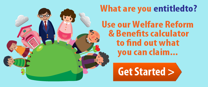 Benefits & Welfare Reform Calculator